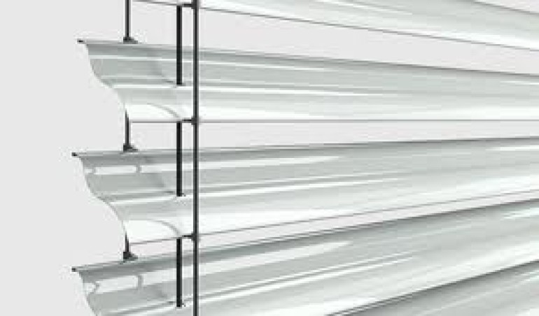 Frangisole in alluminio